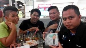 Kerjasama antara Khaiz Network + artis Sabah Aznor Jipin + geng Sakinah vs ondu