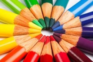 Warna Membantu Membina Jenama Perniagaan Anda