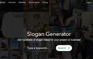 3 Laman Web Slogan Percuma Untuk Bisnes Anda!